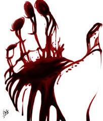 shalat dengan darah di baju