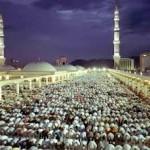 tertinggal shalat tarawih