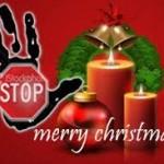 stop selamat natal
